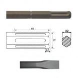 Cincel hexagonal inserción HILTI TE 805/TE 905/TE 1000 de 380mm