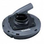 Colector de polvo Makita para amoladoras de 115mm y 125mm