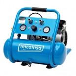 Compresor de aire insonorizado Imcoinsa SILENCE - 6 litros PLUS