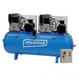 Compresor de aire Imcoinsa TANDEM 2x5,5/270T de 270 Litros