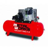 Compresor de aire MetalWorks Galaxy 500/7,5 de 500 litros