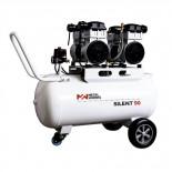 Compresor de aire MetalWorks Silent 90 de 90 litros