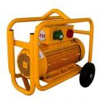 Convertidor vibrador alta frecuencia con ruedas Enar AFE 3500 400V 3~50 HZ