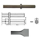 Corta asfaltos inserción WACKER EHB 10/220 de 450mm