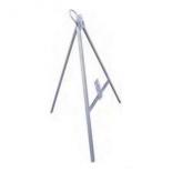 Trípode angular señal metálica mod. B