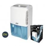Deshumidificador portátil 250W 10l/dia EDM