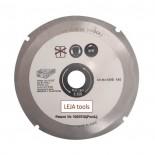 Disco de corte de madera para amoladora KWIKSAW de 125mm