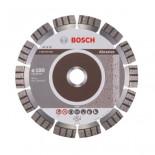 Disco de diamante Best for Abrasive Bosch para amoladora de 230mm