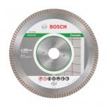 Disco de diamante Best for Ceramic Extraclean Turbo Bosch de 125mm