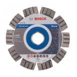 Disco de diamante Best for Stone Bosch para amoladoras de 125mm
