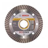 Disco de diamante Best for Universal Turbo Bosch para amoladoras de 125mm
