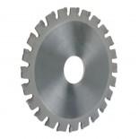 Disco de corte de madera para amoladora SAFESAW STEEL de 115mm