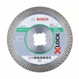Disco de diamante cerámica dura Bosch X-LOCK - 125mm