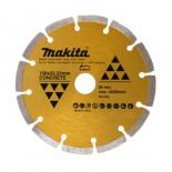 Disco de diamante Makita Diamak segmentado Ø150mm