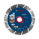 Disco de diamante expert multimaterial Bosch para amoladoras grandes - 230mm
