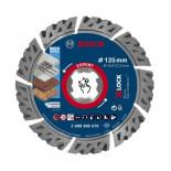 Disco de diamante Expert Multimaterial Bosch X-LOCK - 115mm
