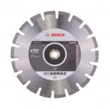 Disco de diamante Standard for Asphalt Bosch de 350mm