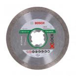 Disco de diamante Standard for Ceramic Bosch X-LOCK - 115mm