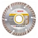 Disco de diamante Standard for Universal Bosch para amoladoras de 115mm