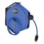 Enrollador automático de manguera de aire de 10 metros - 12x8mm 16bar