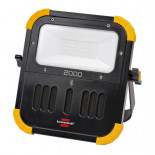 Foco led con batería, bluetooth y altavoces IP55 Brennenstuhl - 20W 2100 lúmenes