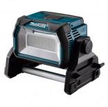 Foco de trabajo LED Makita DML809 de 14,4/18V LXT AC/DC