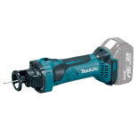 Fresadora de corte Makita DCO180Z 6.35 mm 18V Litio-Ion