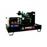 Pramac GBW 22 P Diesel ACP - Grupo electrógeno versión abierta