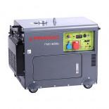 Pramac PMD 5050S - Generador eléctrico diésel 2520W Trifásico AVR