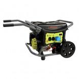 Pramac WX 6200 - Generador eléctrico 5300W Monofásico AVR (Arranque eléctrico)