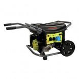 Pramac WX 6200 - Generador eléctrico 5300W Monofásico AVR (Arranque manual)