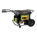 Pramac WX 6250 - Generador eléctrico 5500W Trifásico AVR (Arranque manual)