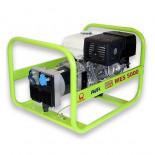 Pramac MES5000 - Generador eléctrico 4600W Monofásico AVR
