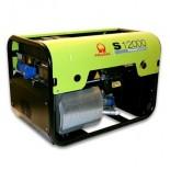 Generador Eléctrico Pramac S12000 CONN Monofásico
