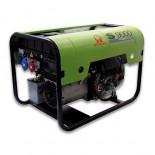 Pramac S9000 - Generador Eléctrico con motor Lombardini Diésel DPP - Trifásico