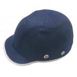 Gorra protección Azul Marino Visera corta 3cm