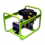 Generador Eléctrico Pramac E4500 arranque eléctrico - Monofásico - Diésel