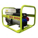 Pramac MES8000 - Generador eléctrico 6600W Trifásico