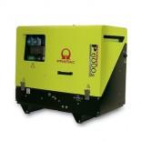 Generador Eléctrico Pramac P6000s Diésel Monofásico CONN + DPP superinsonoro