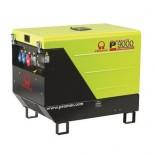 Pramac P9000 Diésel - Generador Eléctrico Monofásico CONN + DPP + AVR