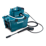 Makita DHW080ZK - Hidrolimpiadora a batería 18Vx2 LXT 80bar 380 L/h