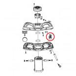 Interruptor 230V Rubi Rubimix-16 Ergomax / Rubimix 9-N / 9-N Plus