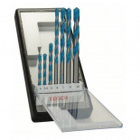 Juego 7 brocas multiuso Bosch Professional Robust Line CYL-9 MultiConstruction - 5/5,5/6/6/7/8/10mm