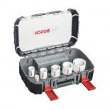 Coronas Bosch Progressor para electricistas (Set 9 piezas)