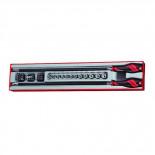 Juego destornilladores flexibles y puntas TengTools TTXMD41N - 41 piezas