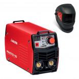 Solter PRACTICO 150 con pantalla Optimatic-55 - Soldador Inverter de 150Amp