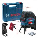 Nivel láser combinado autonivelante Bosch GCL 2-15 + RM1