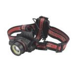 Linterna Frontal Led CREE XPE 3,5W + 3W COB