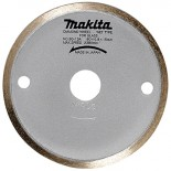 Disco de diamante continuo Makita de 80x15mm