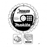 Disco sierras circulares Makita Specialized Construccion - 210x30mm 14 dientes